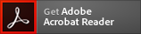 Adobe acrobat Readerリンクボタン